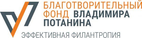 Лого эффективная филантропия