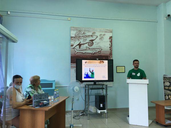 Сотрудники Вятского палеомузея поработали в Свердловской области
